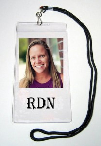 Registered Dietitian Nutritionist