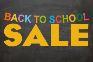 Back to School CEU Sale