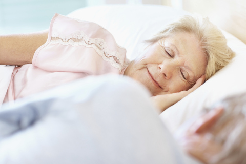 A Good Night's Sleep Could Ward Off Alzheimer's