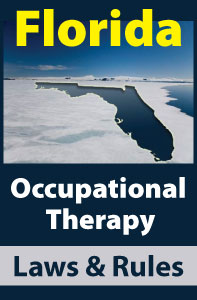 Florida Occupational Therapy Laws & Rules
