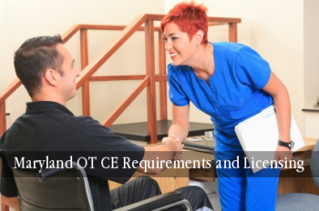 Maryland OT CE Requirements