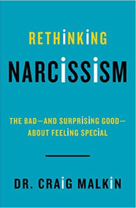 Rethinking Narcissism - New CEU Course - pdresources ...