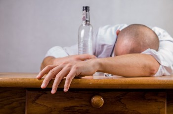 Link between heavy drinking and depression