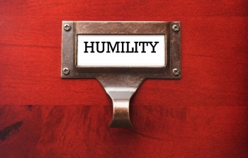 Employ humility to create flow in your life