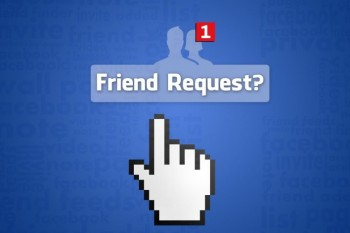 Friending Request from Client