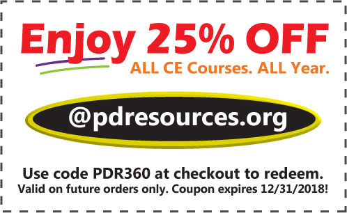 Enjoy 25% Off CE